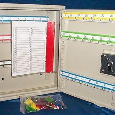 Euro Dead Lock Key Cabinets