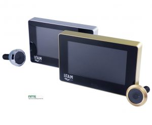 Ifam Digital door viewer