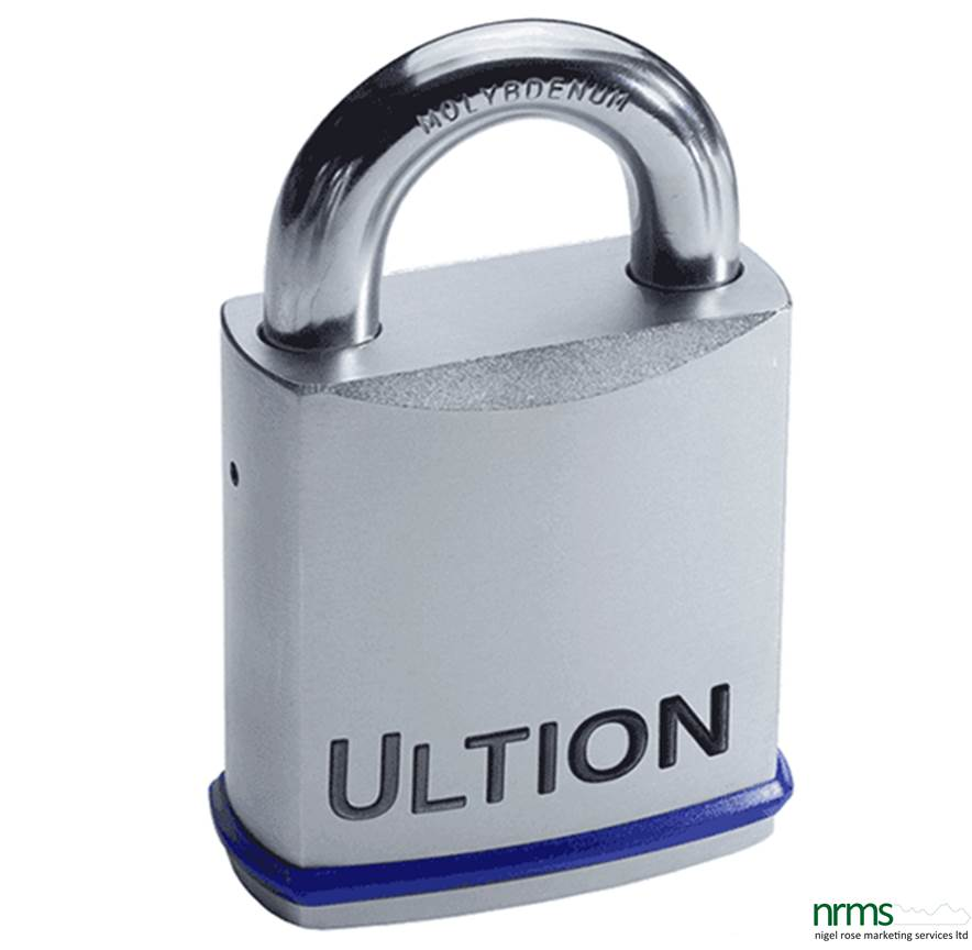Ultion Euro Padlocks Supplied By Nigel Rose M S Limited