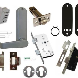 Borg Locks 5000 Series Spare Parts