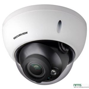 1080p Motorised HDCVI Dome