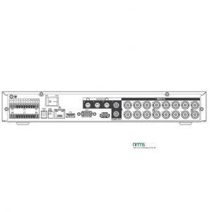 4 Channel 1080p HDCVI Digital Video Recorder