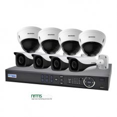 8 Channel 1080p HDCVI Analogue Surveillance Upgrade Kit