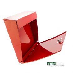 G2 Calder Post Box