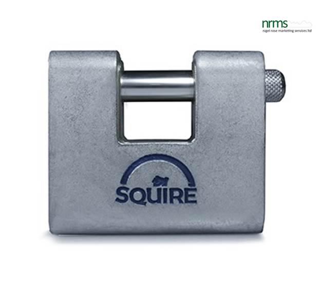 Squire Aswl2 Padlock Nigel Rose Ms Ltd