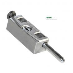 FDWPB20-S Federal patio bolt SILVER