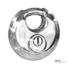 FD1000 Federal stainless steel discus padlock 70mm