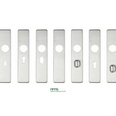 Cover plates for 19 mm and 22mm RTD Lever on Backplate