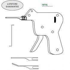 Majestic lock pick gun