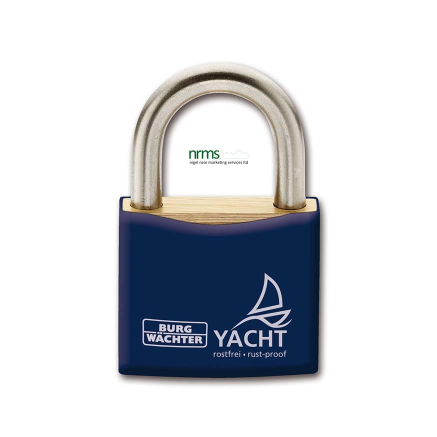 Burg Wachter Yacht 460 Padlock Nigel Rose Ms Ltd