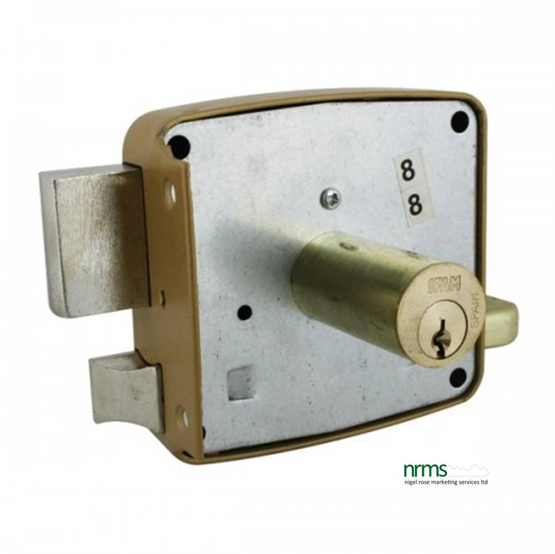 Ifam CS125 Rim Lock