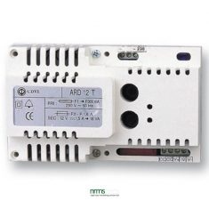 1A 12Vdc Power Supply with integral relay and timer
