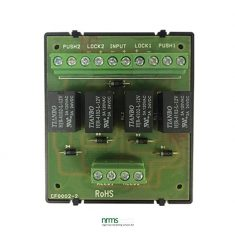 2 Door Interlocking Module