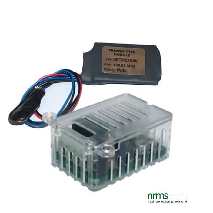 Nano Receiver  U0026 Universal Transmitter Supplied By Nigel