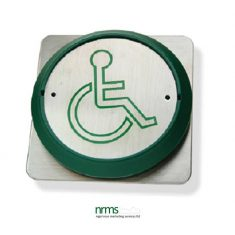 "All active ""Wheelchair Logo"" switch"