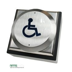"""Large All Active """"wheelchair logo"""" Switch"""