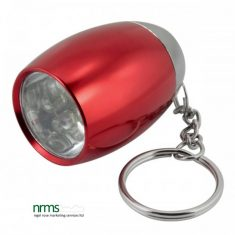 Compact LED Torch Keyring