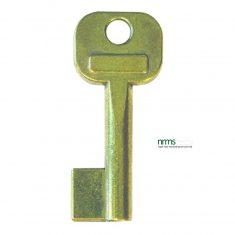 5 Lever Padlock Key Blank
