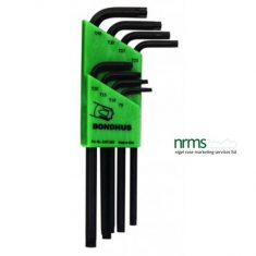 Bondhus Torx Tamper Resist L-wrench Set