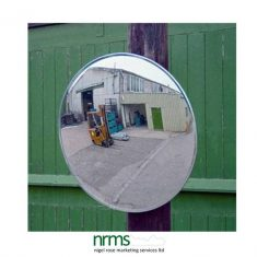 Convex Polycarbonate Mirrors