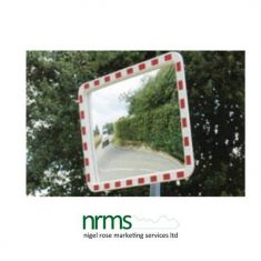 Acrylic Convex Traffic Mirrors