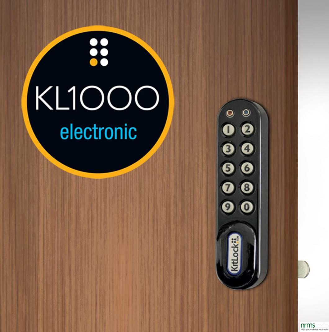 KitLock KL1000 Locker Lock