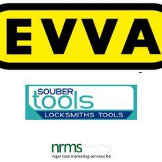 EVVA Cylinder Pinning Parts