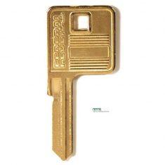 Federal 6R0 key blank