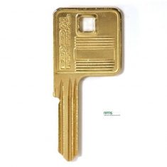 Federal Restricted Key Blank