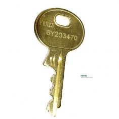 FEDERAL 6YCF R23 Key to code