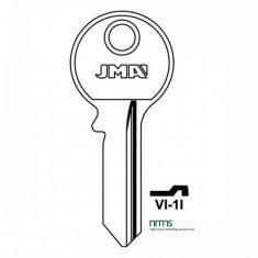 JMA VI-1I Viro Cylinder Key Blank