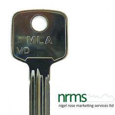 Brisant MLA D Key Blanks