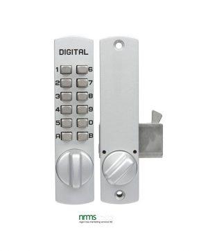 Lockey LC150 Cabinet Sliding Hook Bolt lock