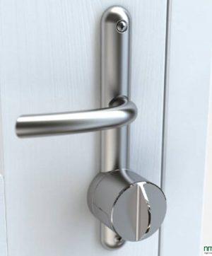 Ultion Smart c/w Door Handles & Cylinder