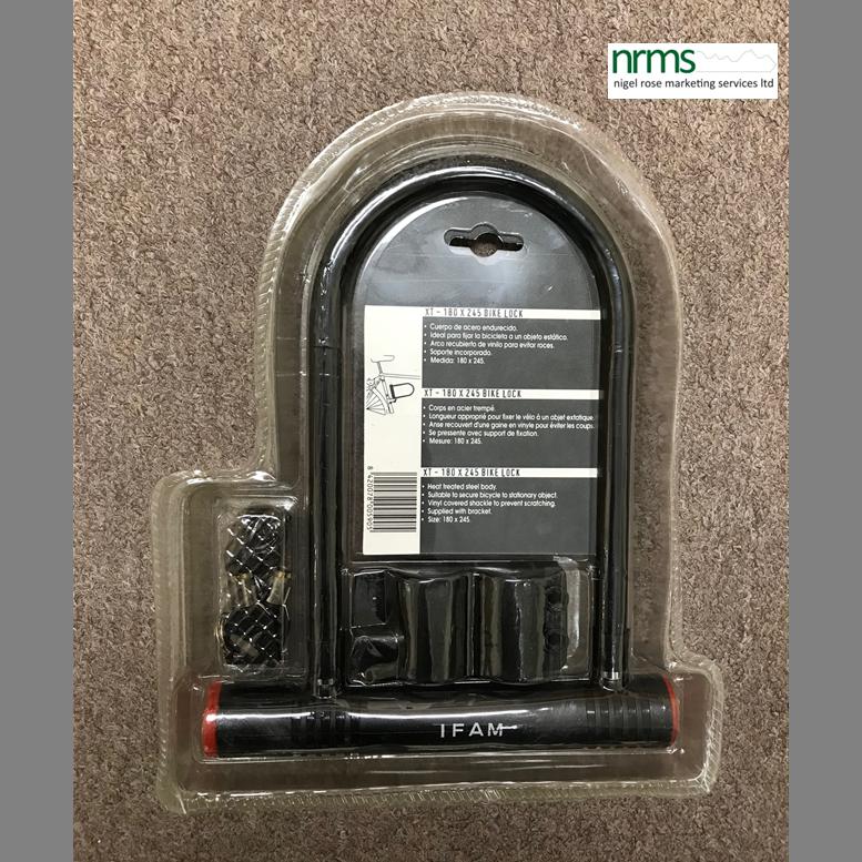 IFAM 00590 Bike Lock XT180x245