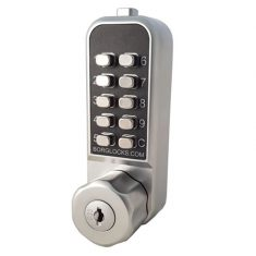 Push Button Locks