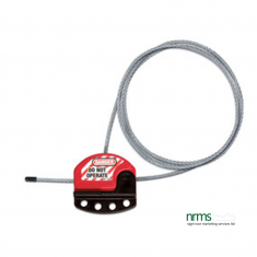 Master Lock S806D Safety Lockout Cable