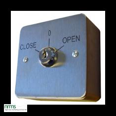 3 Position Key Switch