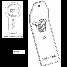 Mul-t-Lock Pick Set