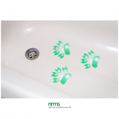 NON SLIP BATH ADHESIVES