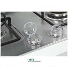 Oven and Stove Knob Guards